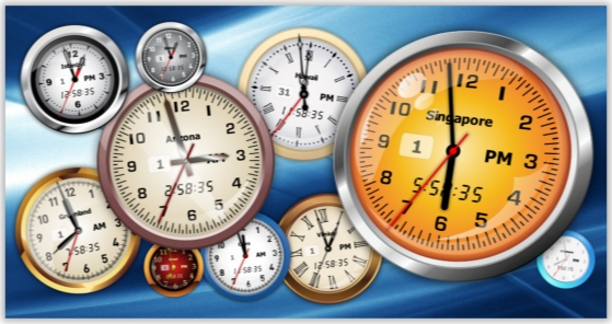 Vector Clock Pro Screenshot 8