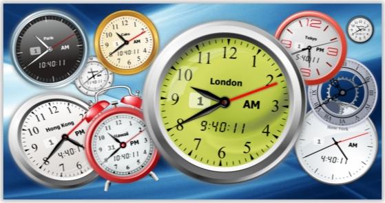 Vector Clock Pro Screenshot 12