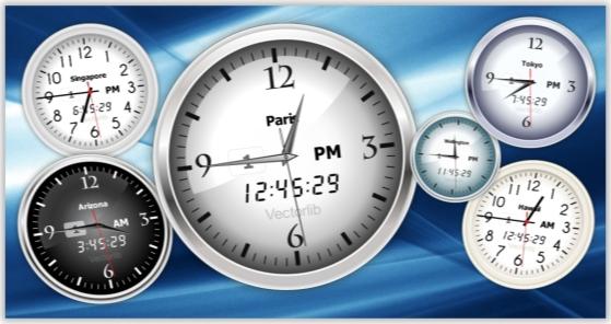 Vector Clock Pro Screenshot 11