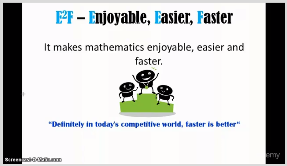 Vedic Multiplication - Fastest and Easiest techniques, Hobby, Educational & Fun Software Screenshot
