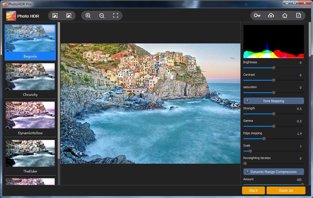 Vertexshare Photo HDR Screenshot