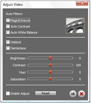 Video Converter Personal, Video Converter Software Screenshot