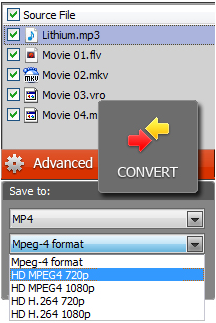 Video Converter Personal, Video Software Screenshot