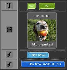 Video Editing Software, Video Editor Personal Screenshot