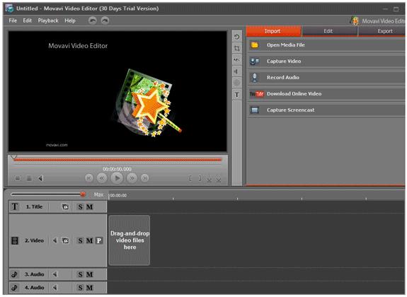 Video Editor Personal Screenshot