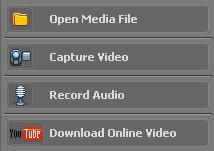 Video Software, Video Editing Software Screenshot