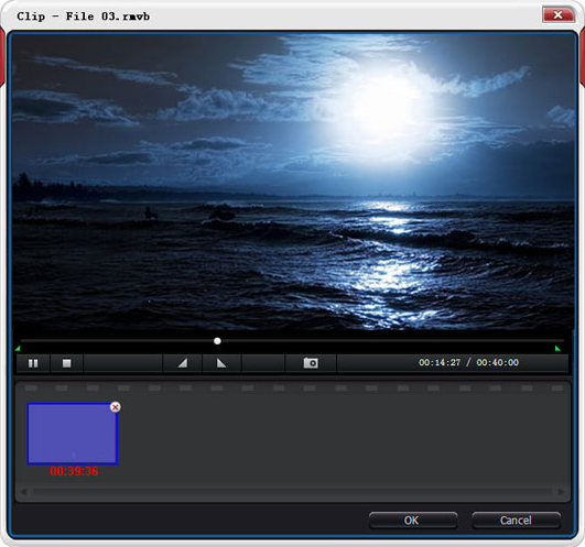 Video Magic Ultimate, Video Software Screenshot