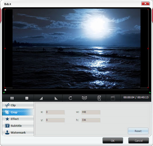 Video Magic Ultimate, Video Converter Software Screenshot