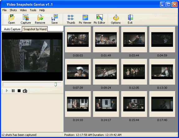 Screenshot Software Screenshot