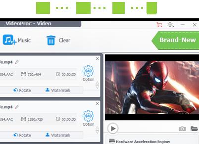 VideoProc Converter Screenshot