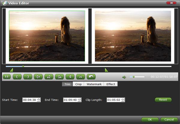 VidMobie DVD Ripper, DVD Ripper Software Screenshot
