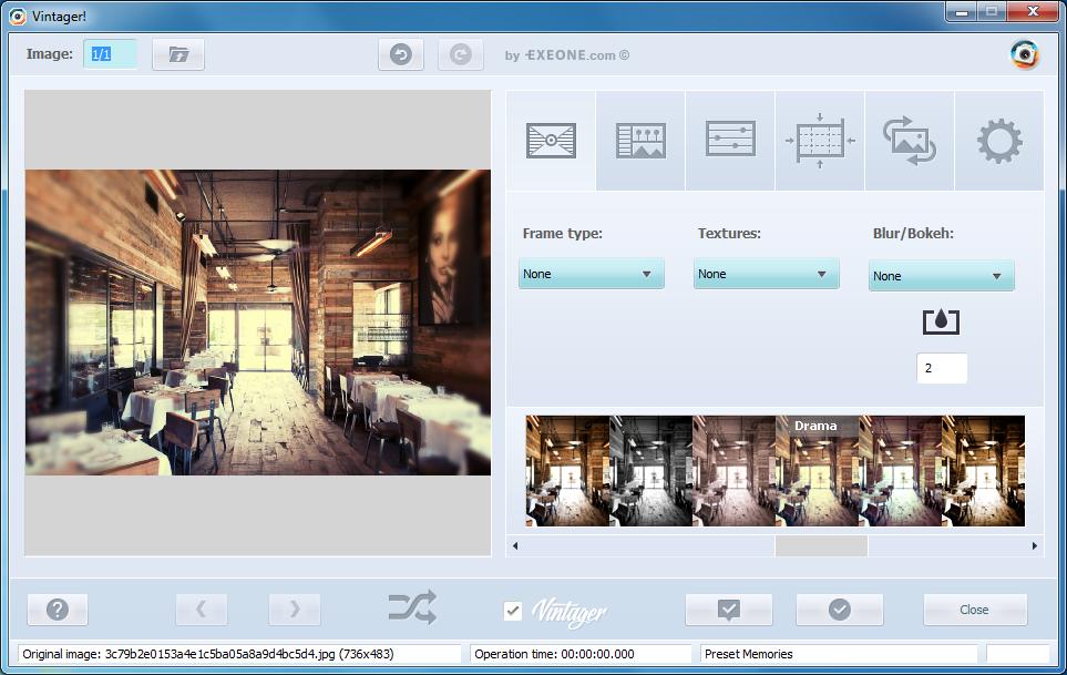 Vintager Screenshot