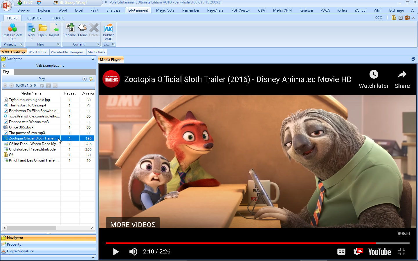 Vole Edutainment Screenshot 12