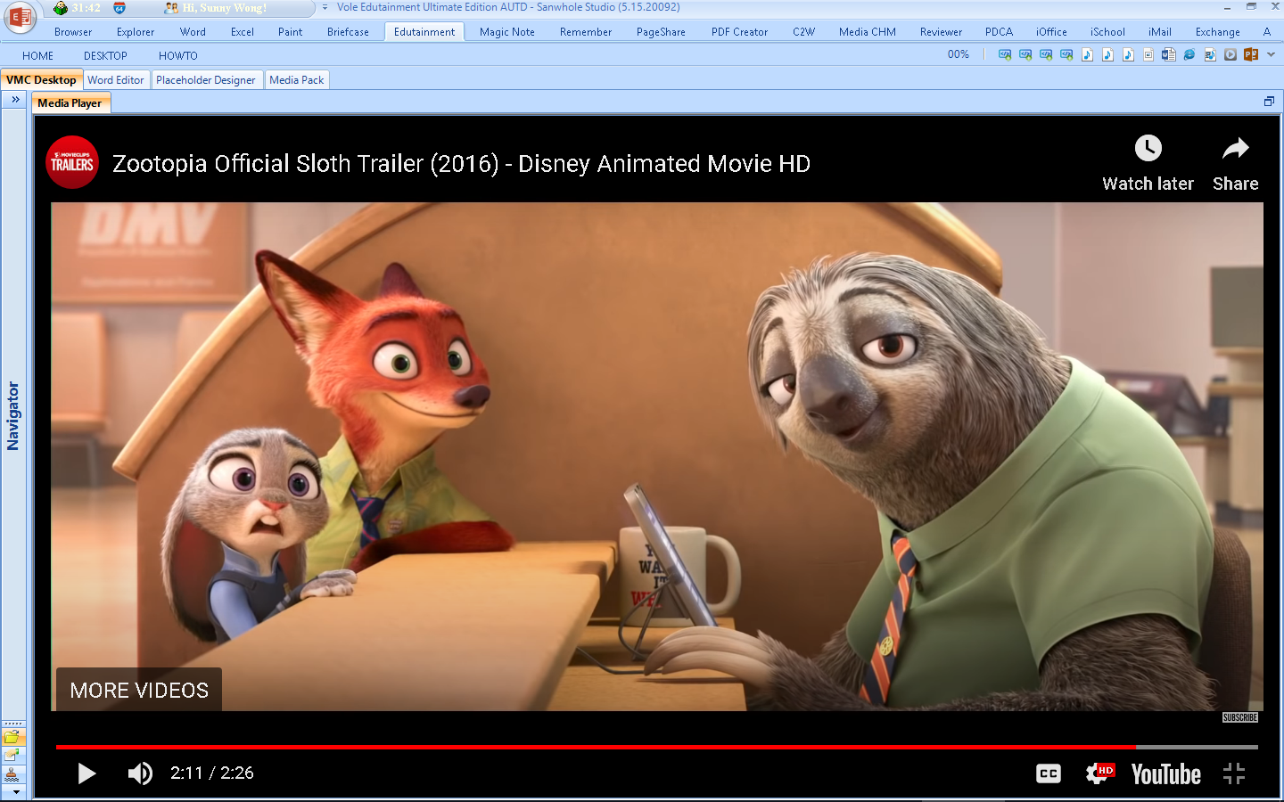 Vole Edutainment Screenshot 13
