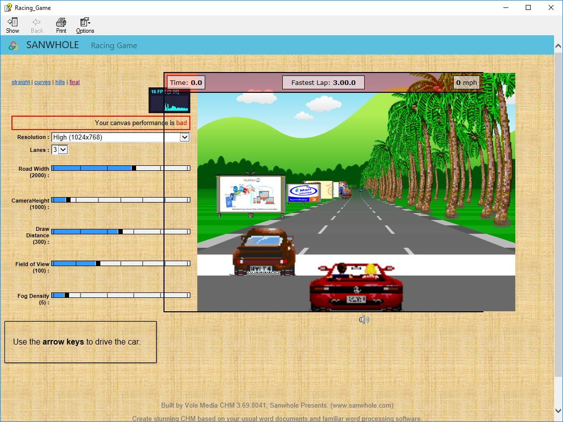 Vole Media CHM Ultimate Edition Screenshot 12