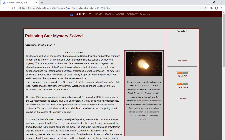 Vole PageShare Professional Screenshot 9