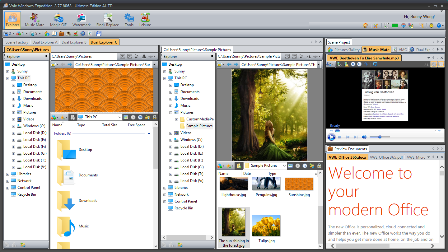 Vole Windows Expedition Ultimate Edition Screenshot 10
