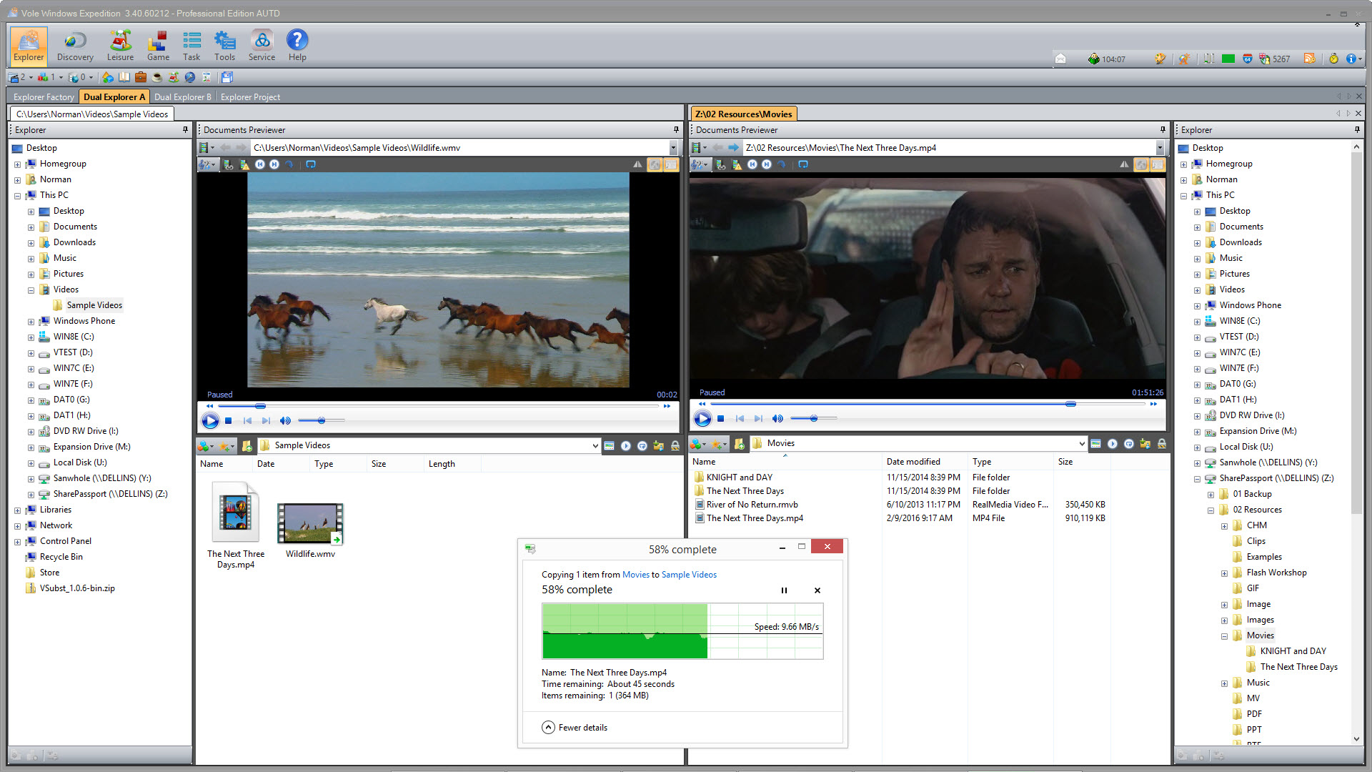 Vole Windows Expedition Ultimate Edition Screenshot 8