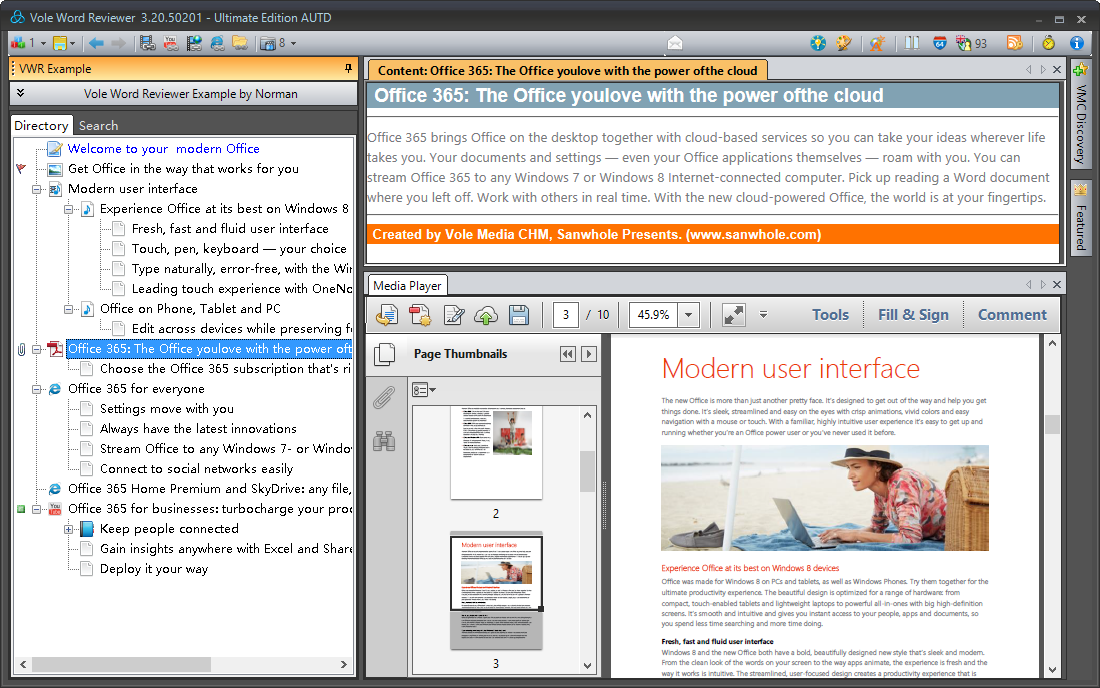Hobby, Educational & Fun Software, Writing and Journaling Software Screenshot
