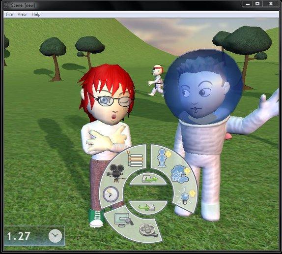 Voovees Director Screenshot