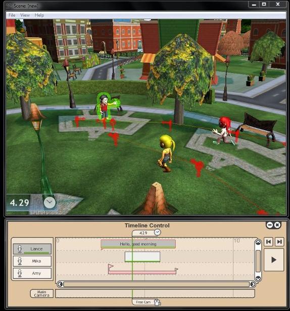 Design, Photo & Graphics Software, Animation Software Screenshot