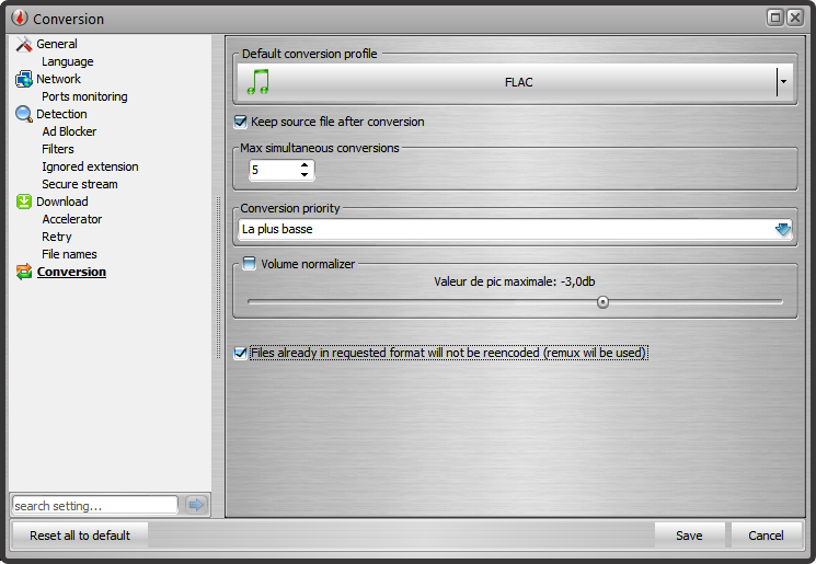 VSO Downloader Ultimate, Online Video Software Screenshot