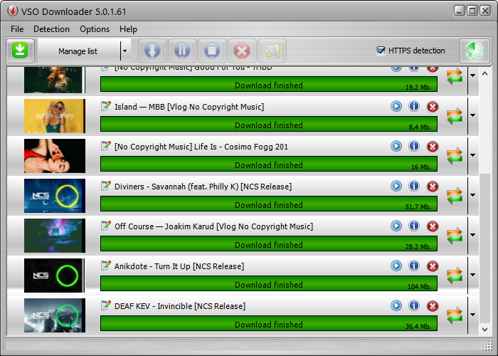 VSO Downloader Ultimate Screenshot