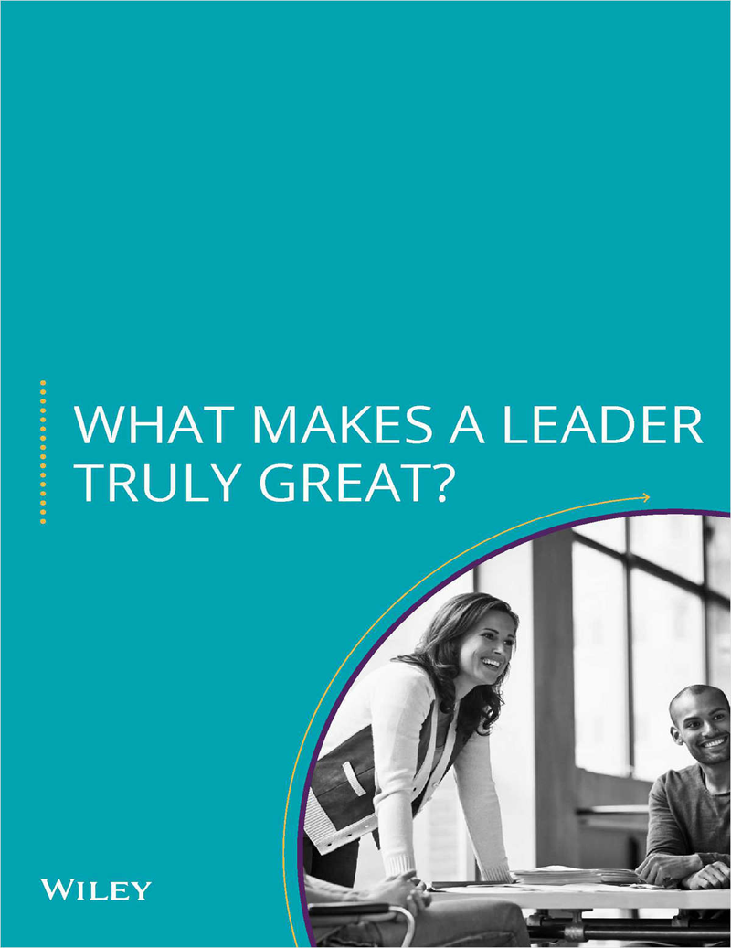 What Makes a Leader Truly Great? Screenshot