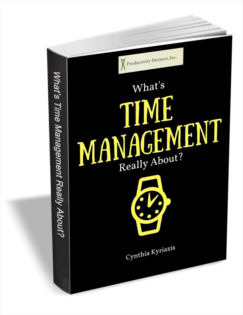 What's Time Management Really About? Screenshot
