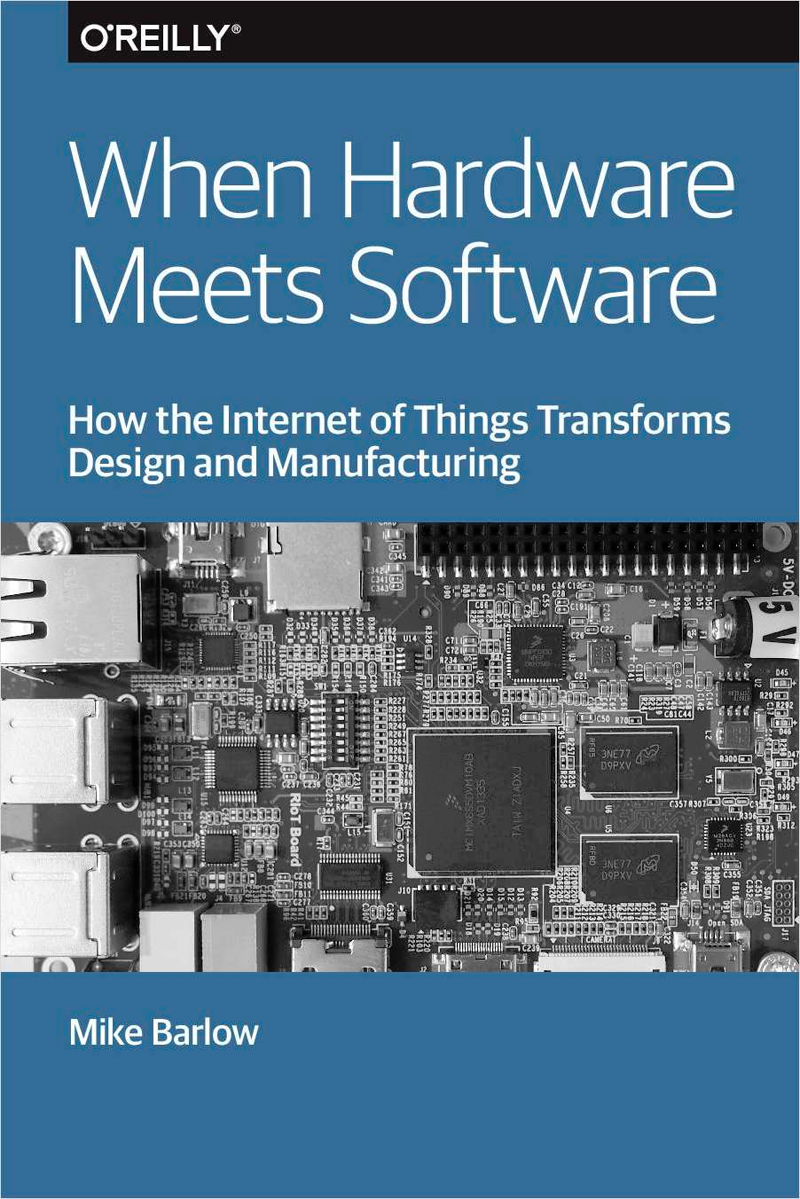 When Hardware Meets Software: How the Internet of Things Transforms Design and Manufacturing Screenshot