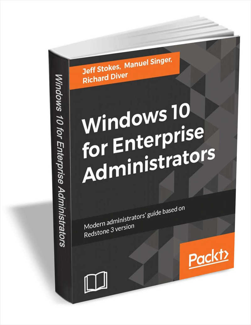 Windows 10 for Enterprise Administrators ($36 Value) FREE For a Limited Time Screenshot