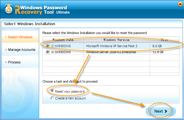 Encryption Software Screenshot