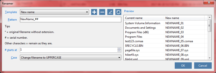 WinExt Batch Operator, Software Utilities Screenshot