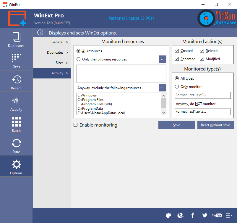 WinExt Pro Screenshot 10