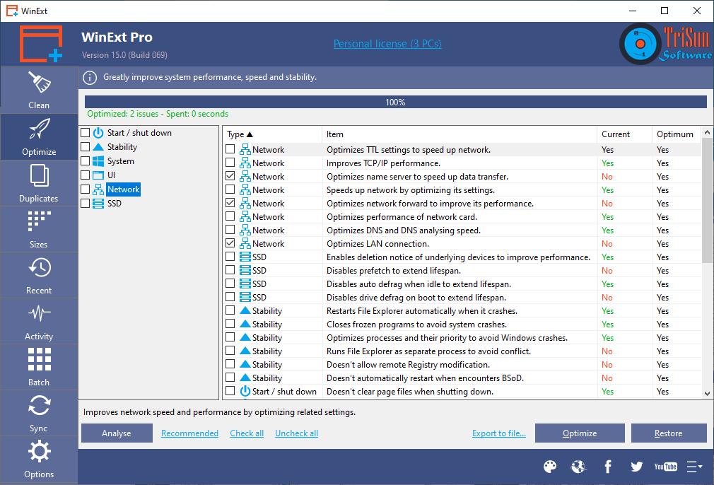 WinExt Pro Screenshot 20