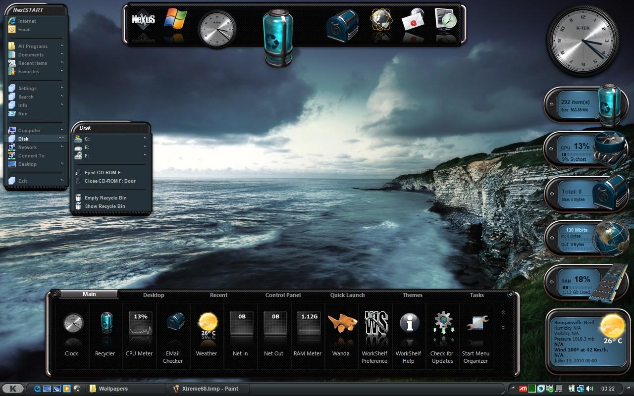 Winstep Xtreme Screenshot