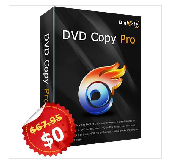WinX DVD Copy Pro ($67.95 Value) Free for a Limited time Screenshot