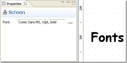 Development Software, WireframeSketcher Screenshot