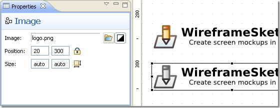 Website Builder Software, WireframeSketcher Screenshot