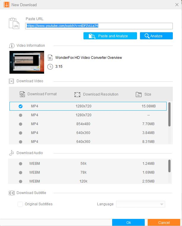 WonderFox HD Video Converter Factory Pro Screenshot 17