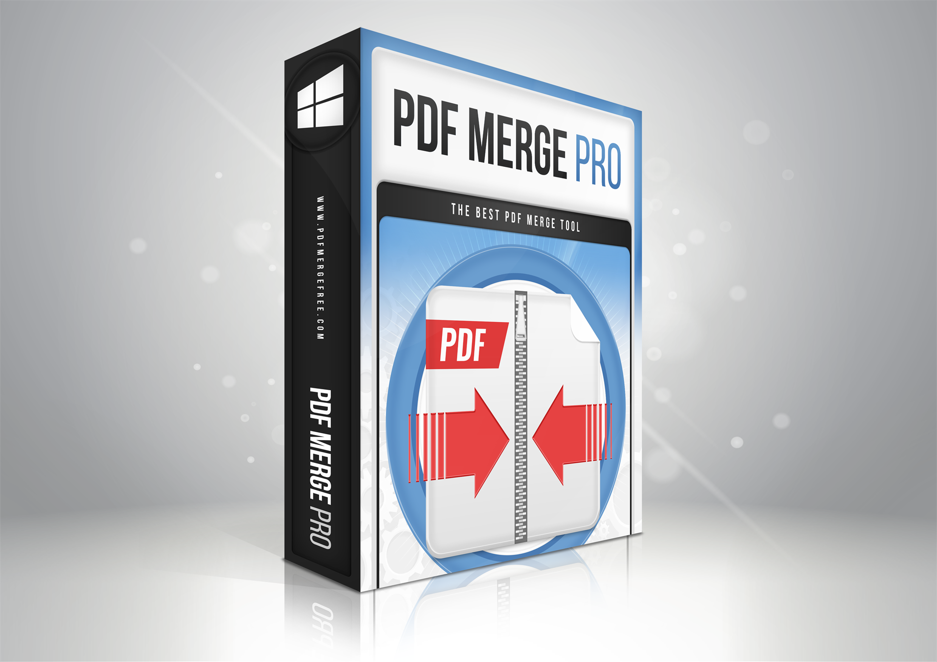 Wonderfulshare PDF Merge Pro Screenshot