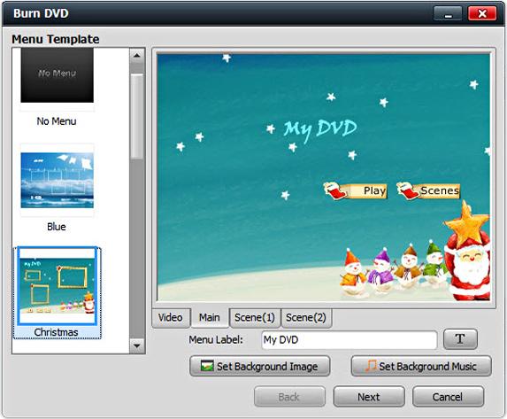 DVD Ripper Software, Wondershare DVD Converter Ultimate Screenshot