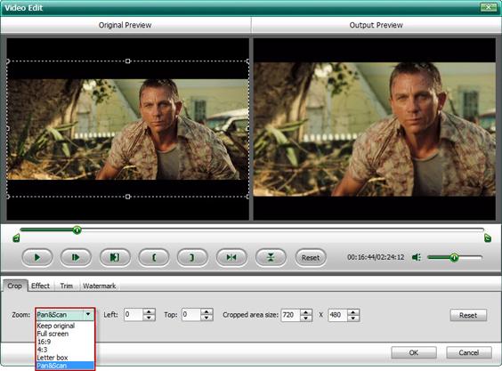 Wondershare DVD Ripper Platinum, Video Software Screenshot