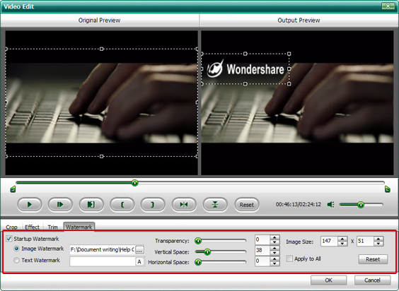 Video Software, Wondershare DVD Ripper Platinum Screenshot