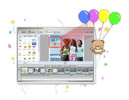 Wondershare Flash Gallery Factory, Design, Photo & Graphics Software Screenshot