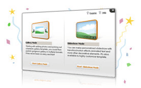Web Slideshow Software Screenshot