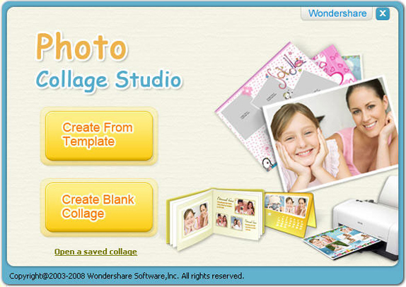 Photo Collage Studio ComboPack Screenshot