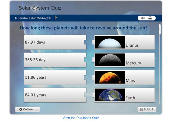 Wondershare QuizCreator Screenshot 8