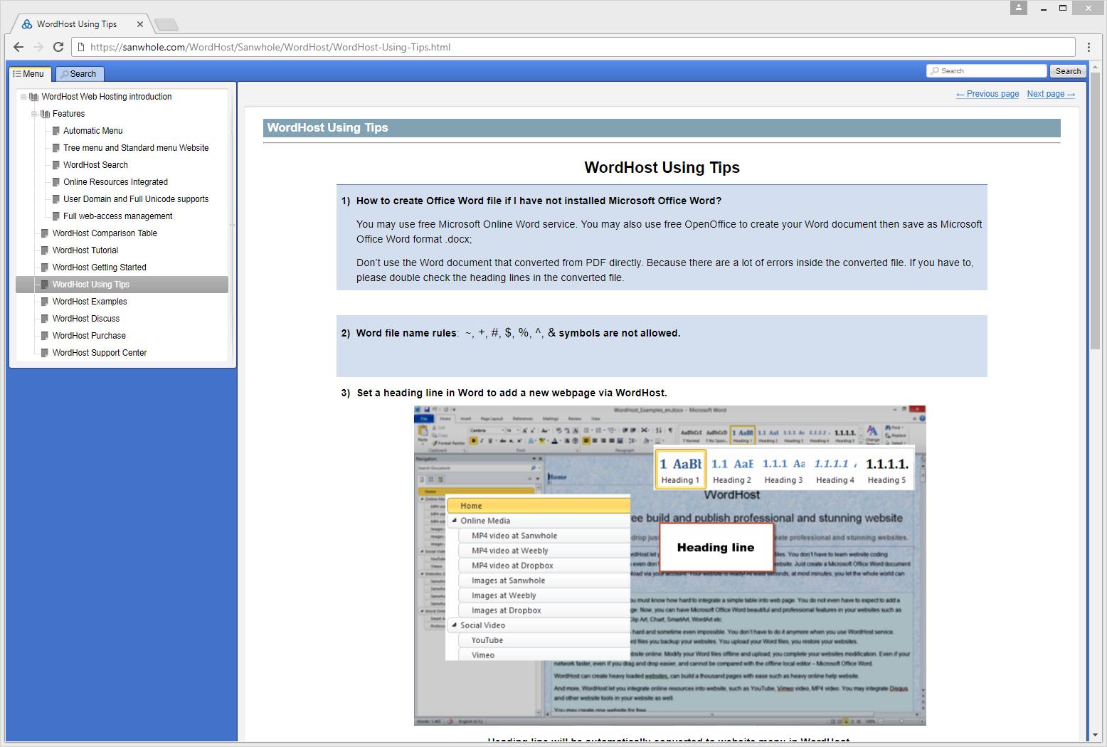 PageShare Web Hosting 10 - 10 websites 1 year web hosting Screenshot 13