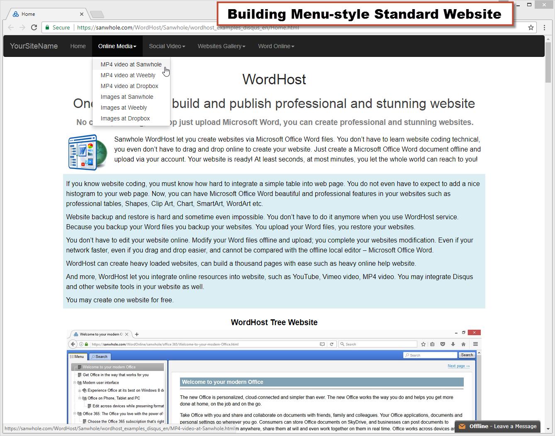 Internet Software, PageShare Web Hosting 10 - 10 websites 1 year web hosting Screenshot